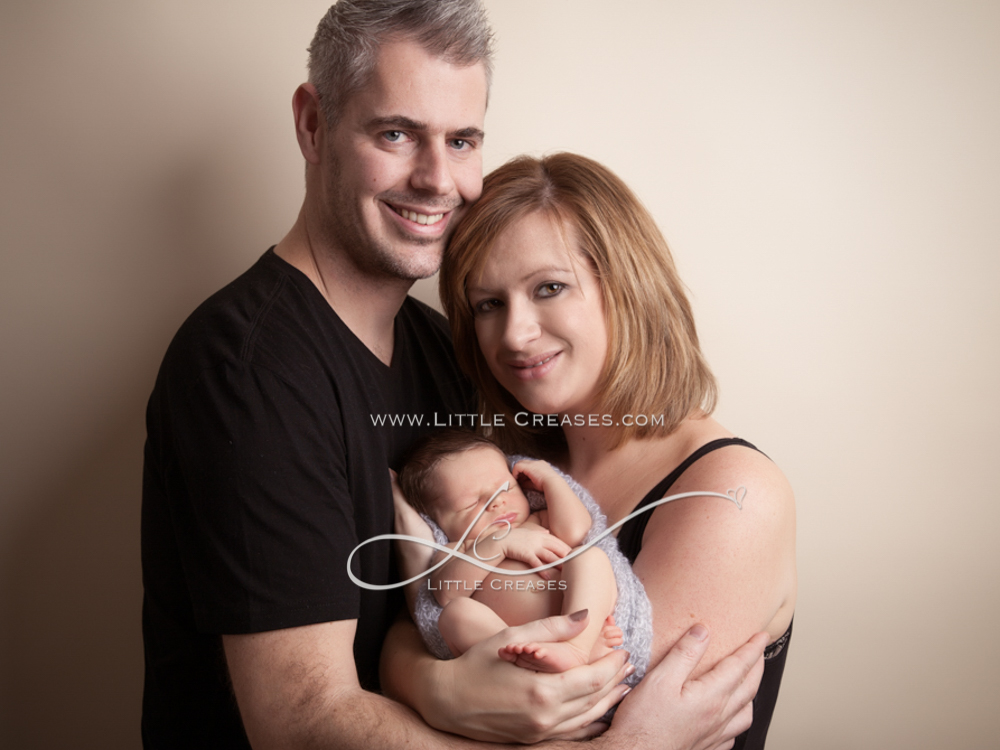 leicester Newborn Photographer little Creases