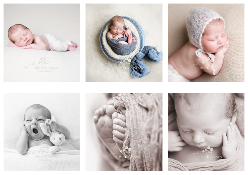 Newborn Photo Shoot Leicester